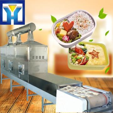 Industrial Microwave Fast Food Heating Food Sterilization Equipment