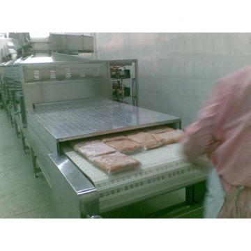 Microwave Thawing Machine for Frozen Seafood