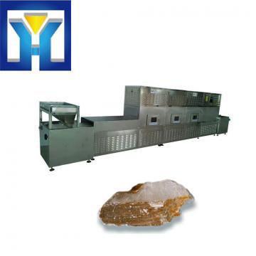 Easy Operation Tunnel Microwave Gypsum Sintering Machine