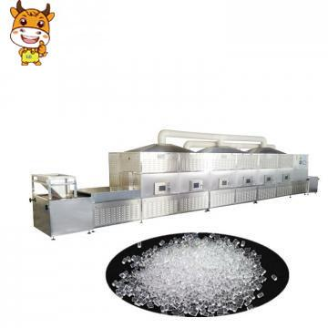 CE Certification 200kw Belt Type Microwave Silica Drying Machine