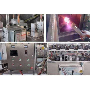 Tunnel Microwave Kaolin Sintering Machine