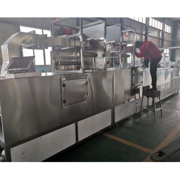 Tunnel Microwave Ceramics Sintering Machine
