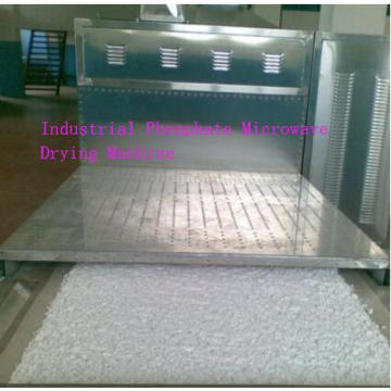 200KW Industrial Phosphate Microwave Drying Machine