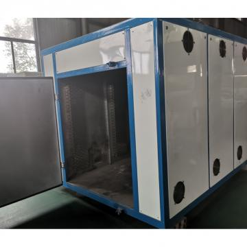 Energy Saving Industrial Microwave Vacuum Dryer Cabinet For Food / Nuts