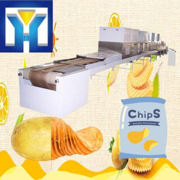 Customized Food Sterilization Equipment Microwave Dryer