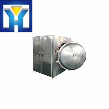 Stainless Steel Microwave Vacuum Drying Machine