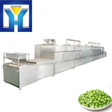 Industrial Tunnel Microwave Drying Curing Nut Machine