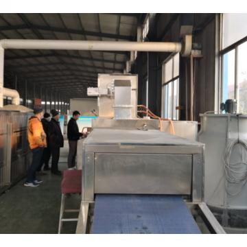 200KW Industrial Phosphate Microwave Drying Machine