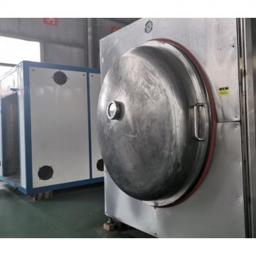 Energy Saving Industrial Microwave Vacuum Dryer Cabinet For Food / Nuts