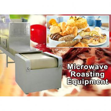 Microwave Oat Drying And Sterilizing Machine