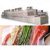 Microwave bagged food sterilization and drying equipment