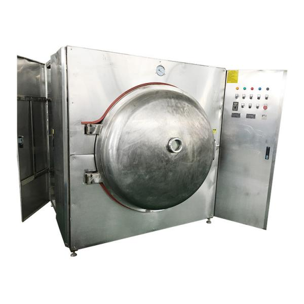 Stainless Steel Dryer Machine Industrial Tray Dryer For Fruit #2 image