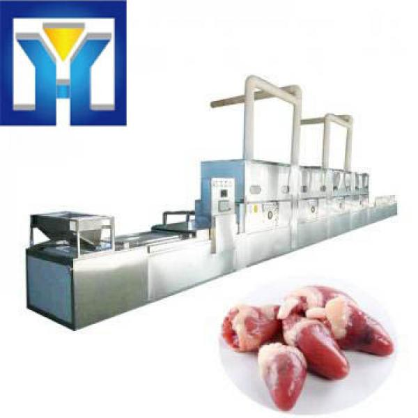 Microwave Vacuum Drying Machine For Chicken Heart #1 image