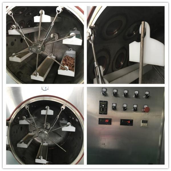 High Efficient Microwave Vacuum Drying Machine #4 image