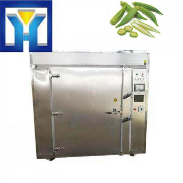 Stainless Steel Dryer Machine Industrial Tray Dryer For Fruit #1 image