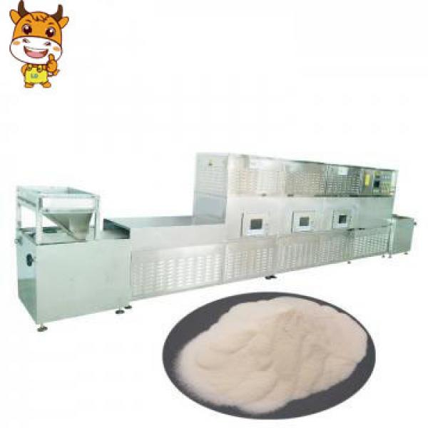 Good Quality Tunnel 200kw Microwave Betaine Drying Machine #1 image