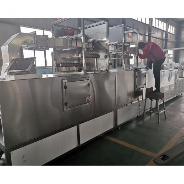 Tunnel Microwave Ceramics Sintering Machine #2 image