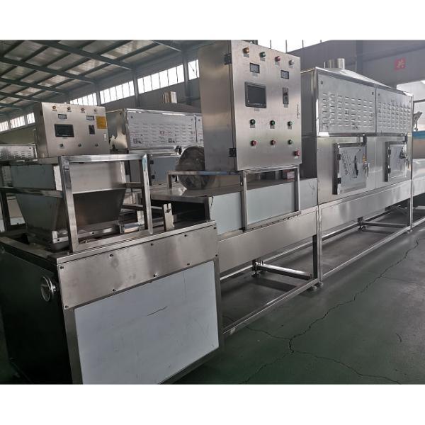 Tunnel Microwave Ceramics Sintering Machine #3 image
