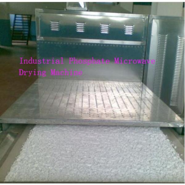 200KW Industrial Phosphate Microwave Drying Machine #2 image
