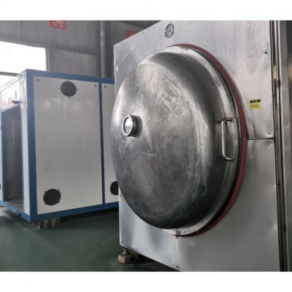 Microwave Vacuum Drying Equipment Box Type Food Sterilizer Machine #2 image